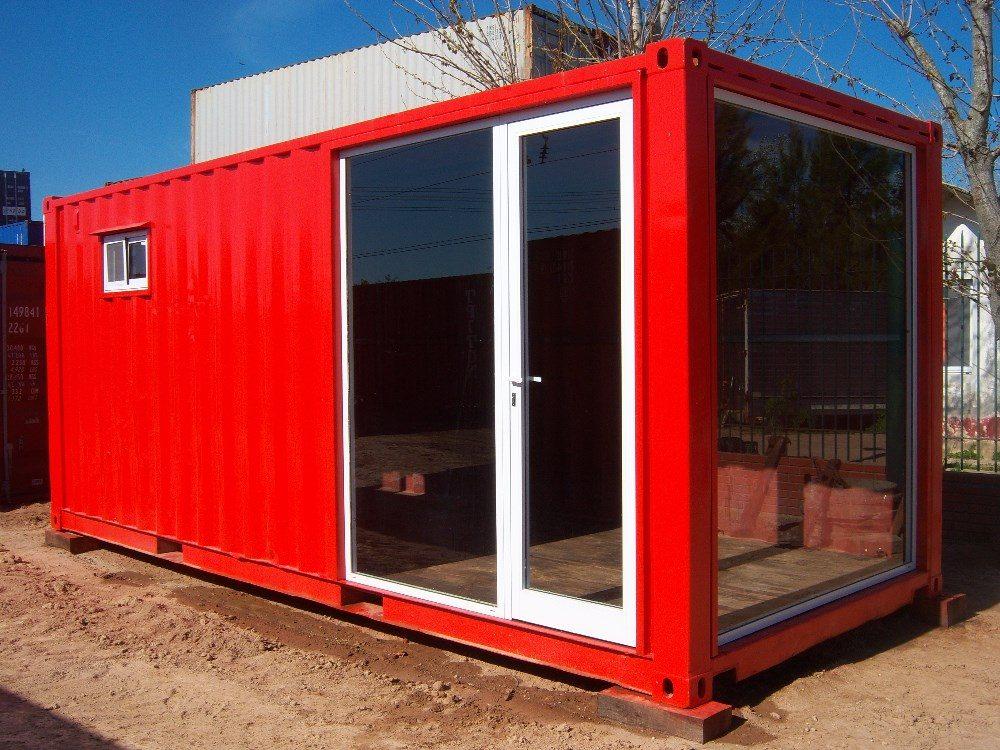Modulos habitables contenedorescontainers maritimos 20 - Contenedores para vivienda precios ...